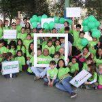 Grand Hyatt Santiago entrega primer punto limpio en Pudahuel y realiza voluntariado
